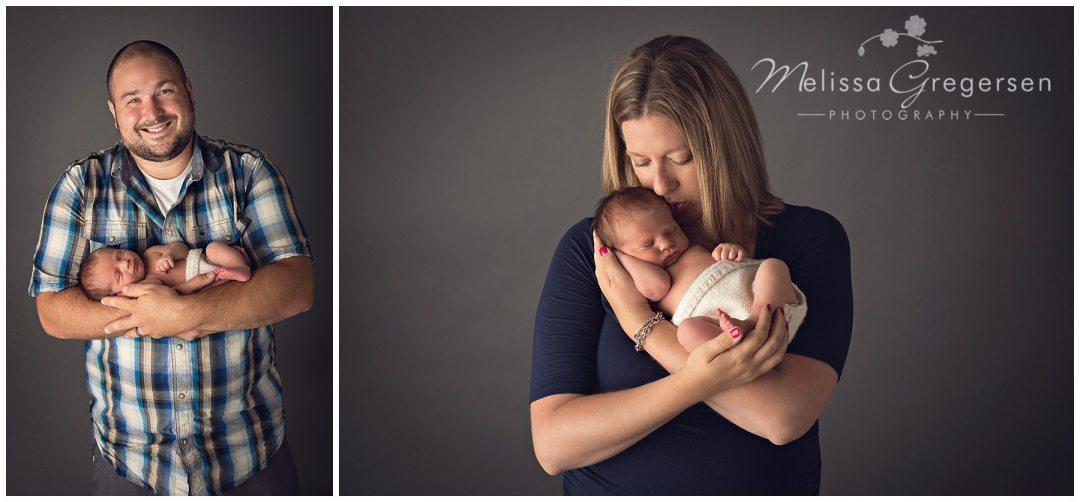 Jack :: Kalamazoo Newborn Photography Gregersen Photography