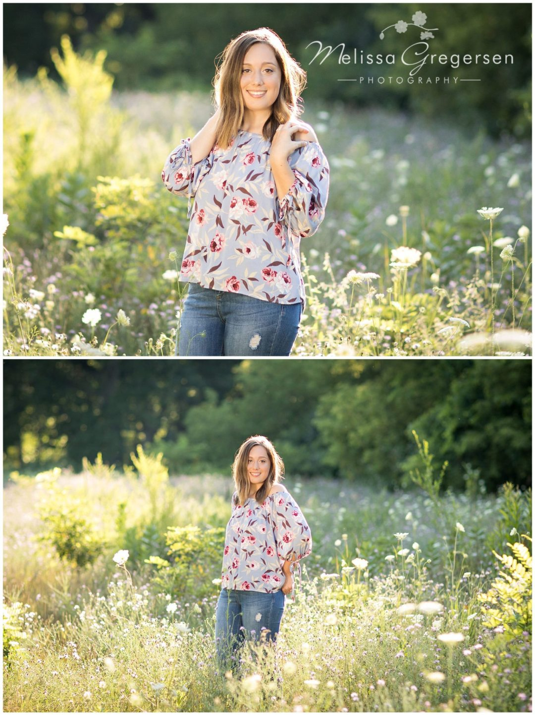 Emily :: Kalamazoo High School Senior Photography Gregersen Photography