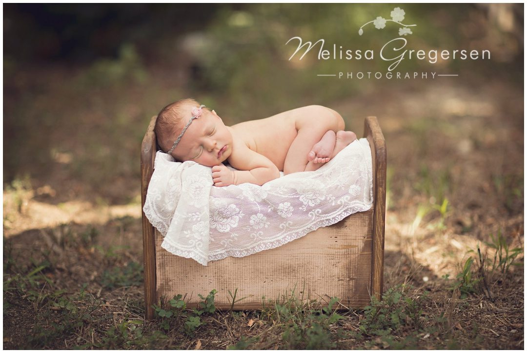 Kalamazoo Michigan Newborn Baby Photographer - Gregersen Photography