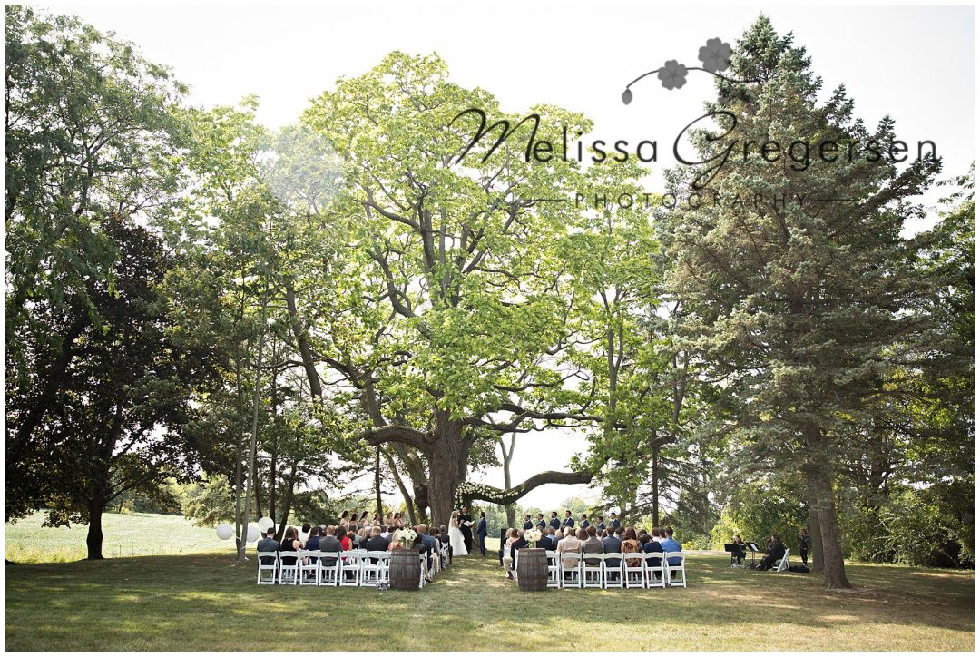 Berrien Springs Michigan Wedding Photographer - Gregersen Photography