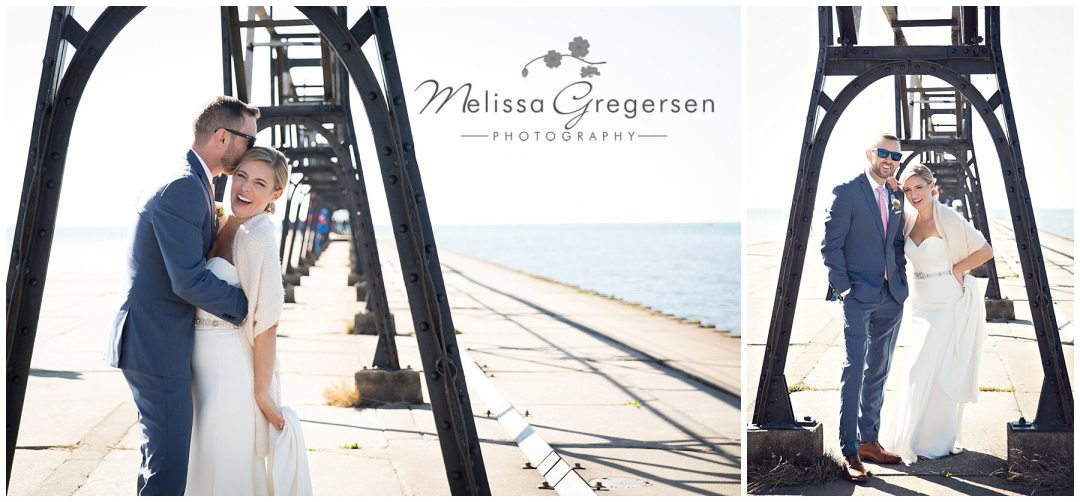 Lindsay & Eddie : South Haven Michigan Wedding Photographer - Gregersen Photography