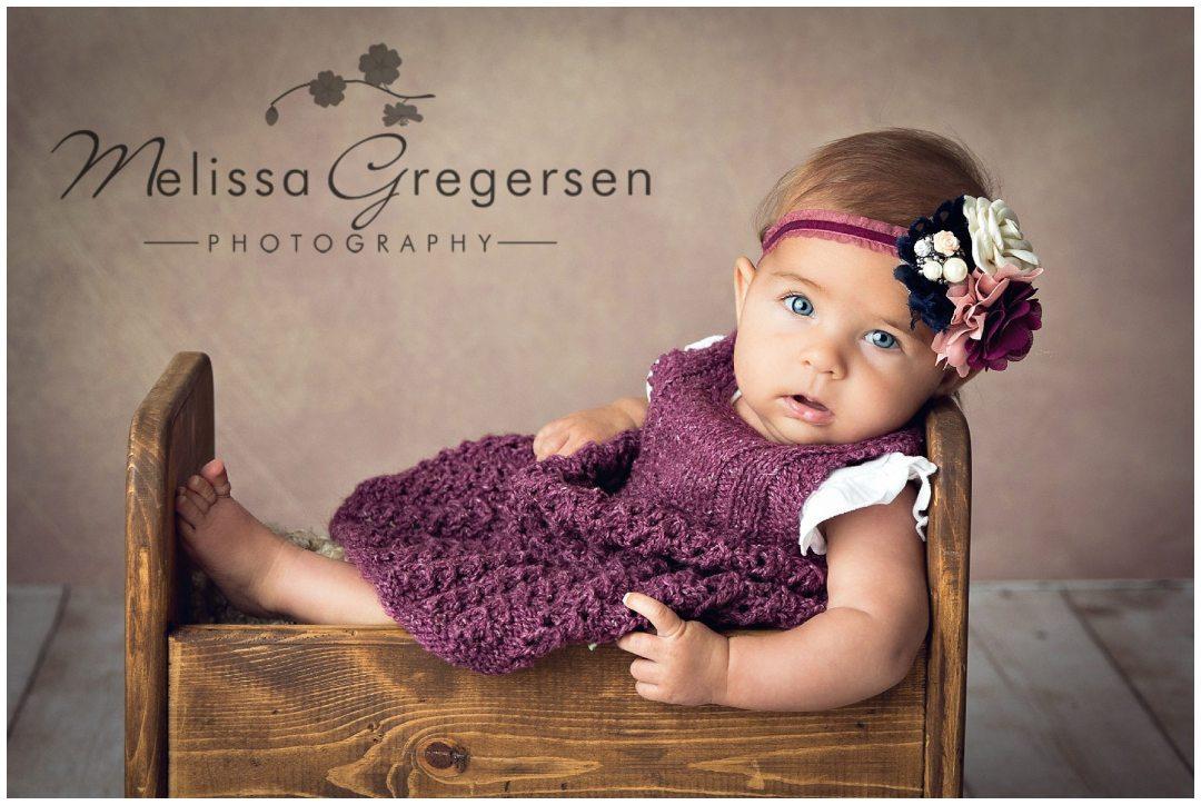 Lola :: Kalamazoo Michigan Baby Photographer - Gregersen Photography