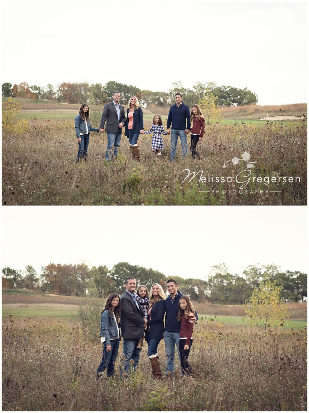 Cuvelier Family :: Kalamazoo Michigan Family Photography - Gregersen Photography