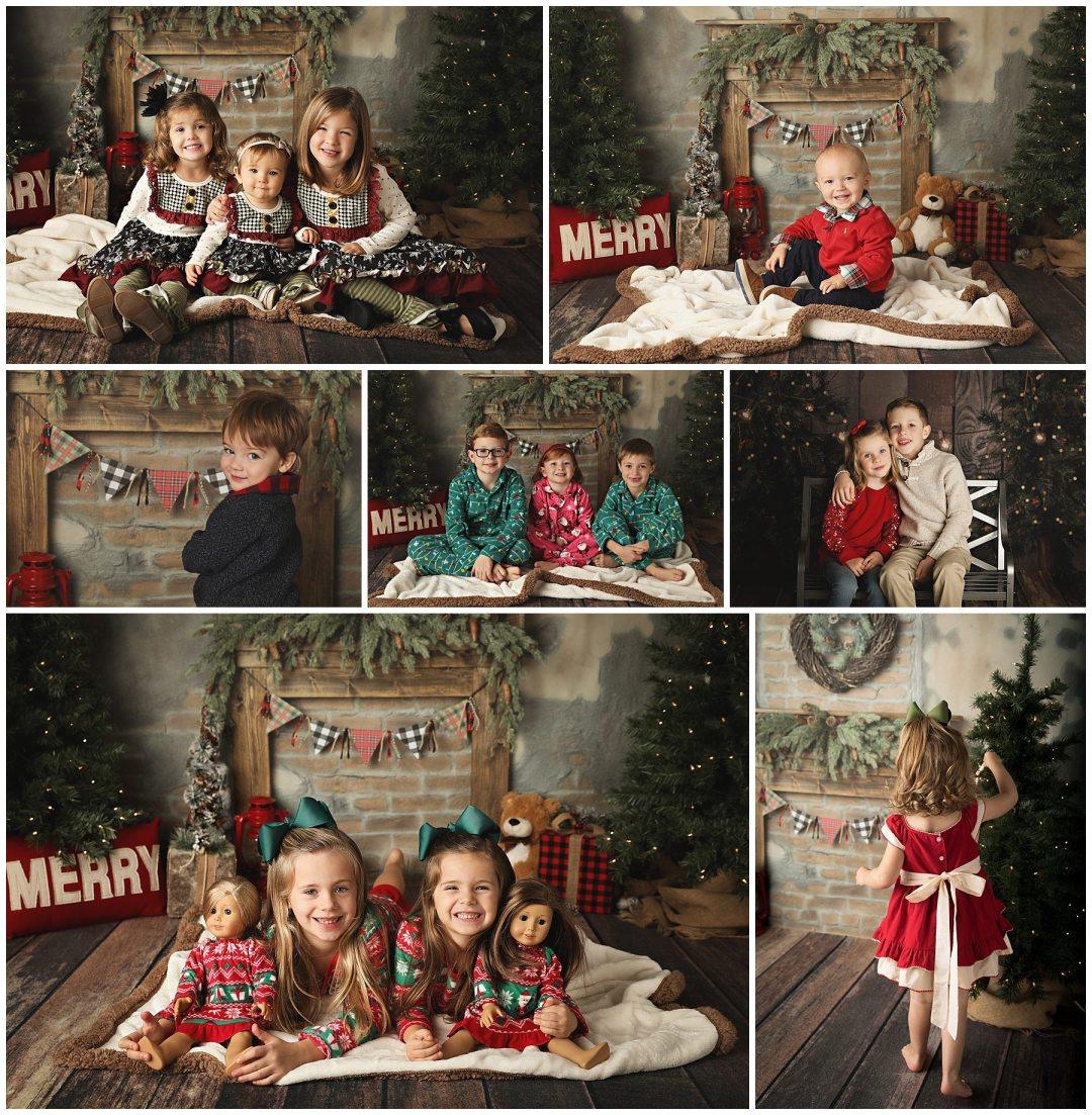 Christmas Mini Sessions :: Kalamazoo Michigan Family Photographer - Gregersen Photography