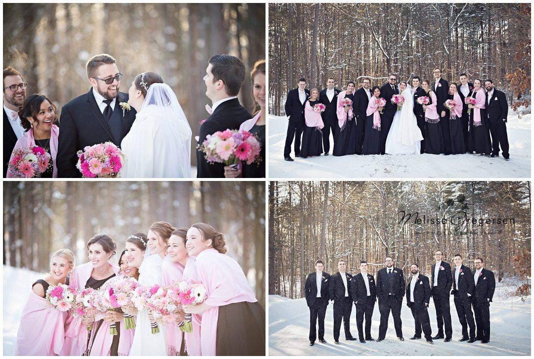 Megan & AJ :: Kalamazoo Michigan Wedding Photographer - Gregersen Photography