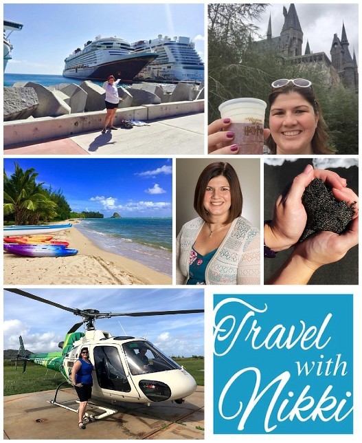 """Girl Boss featured on the blog today """"Travel with Nikki""""!"""