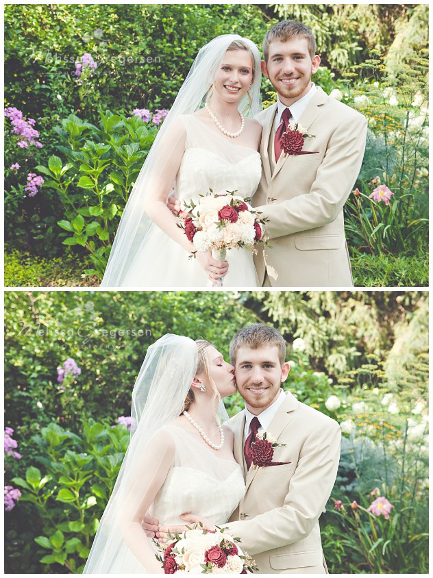 Bride and groom portraits!
