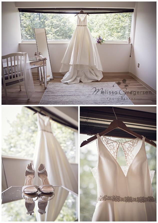 Bridal Suite at the Fetzer Center
