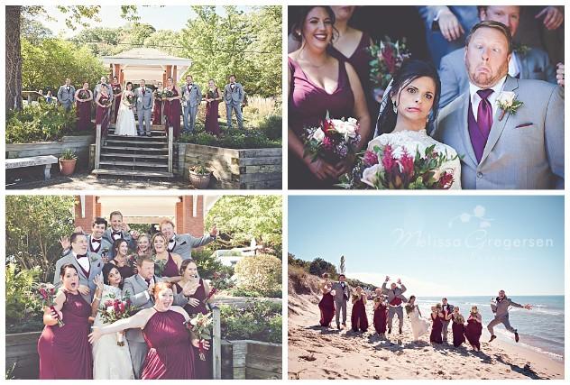 Wedding party was so fun!