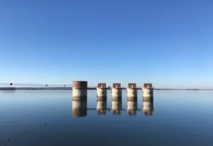 Lake Murray Dam Towers
