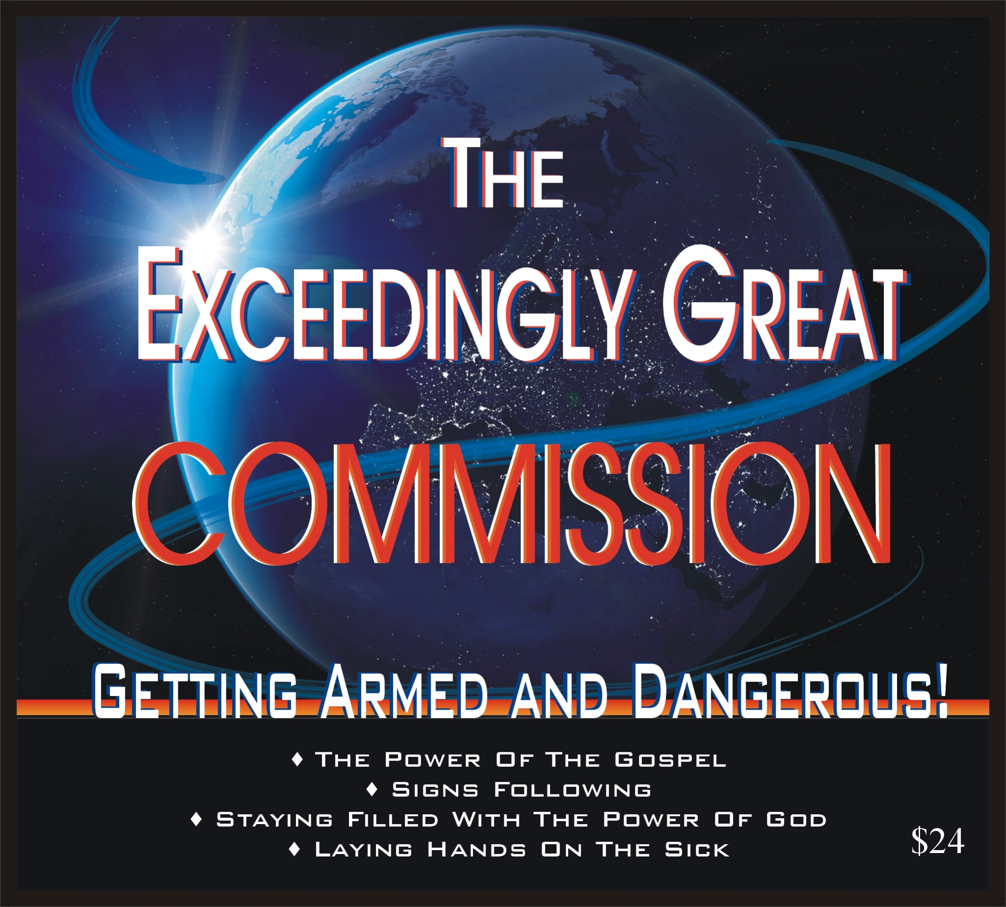 The Exceedingly Great Commission