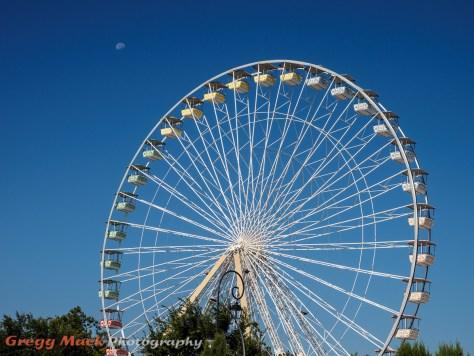 Avignon Ferris Wheel