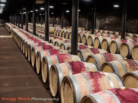 Tour of the Hameau Duboeuf Winery