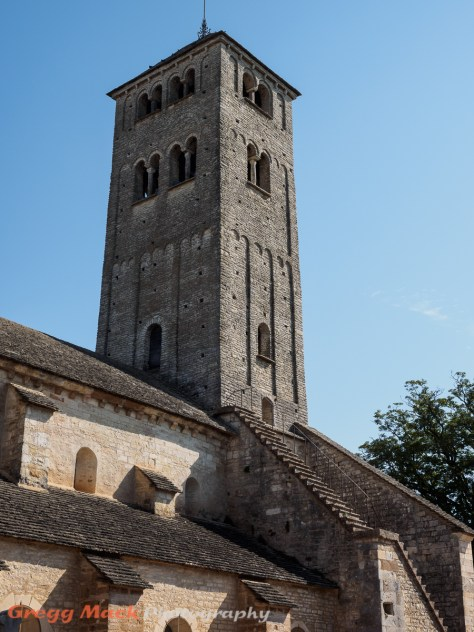 Chapaize, in the Burgundy region.