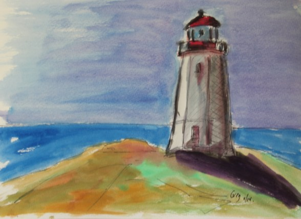 lighthouse for faros video greg gobel
