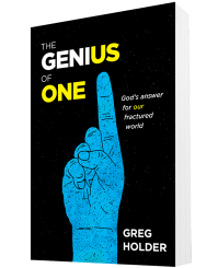 The Genius of One Book Cover - Greg Holder