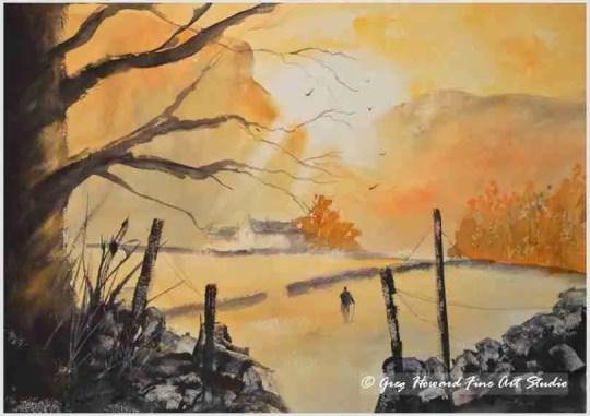 Autumn Morning Langdale V