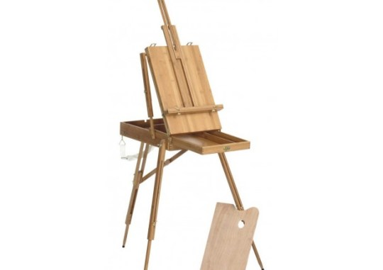 BAMBOO SKETCH EASEL
