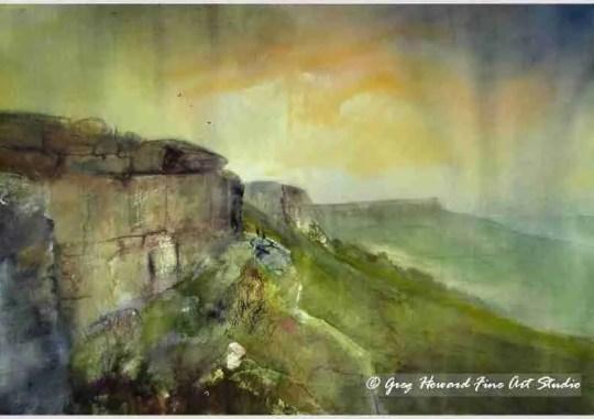 Curbar Edge III Derbyshire
