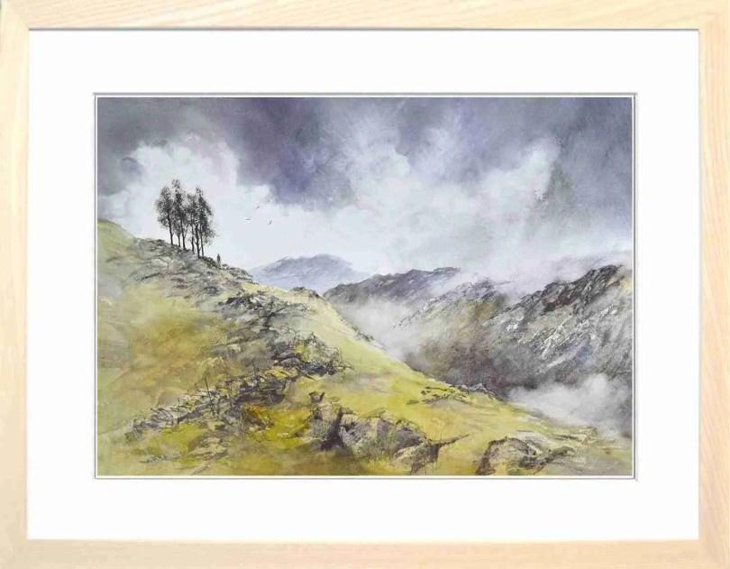 Framed Painting Holt I