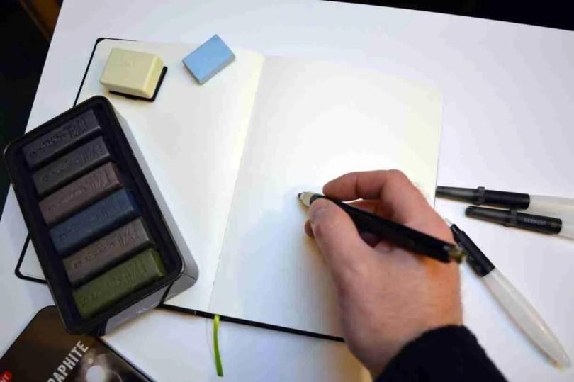 Artists Sketching Set