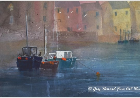 Harbours I