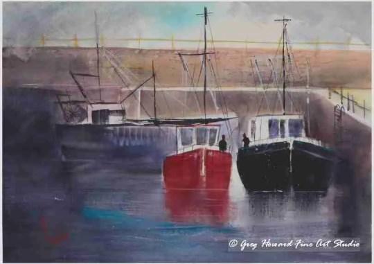 Harbours V