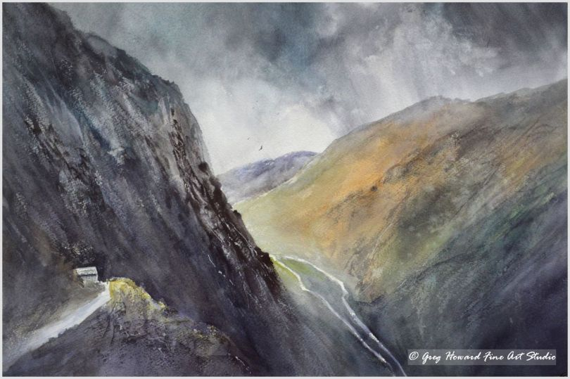 Light On Honister