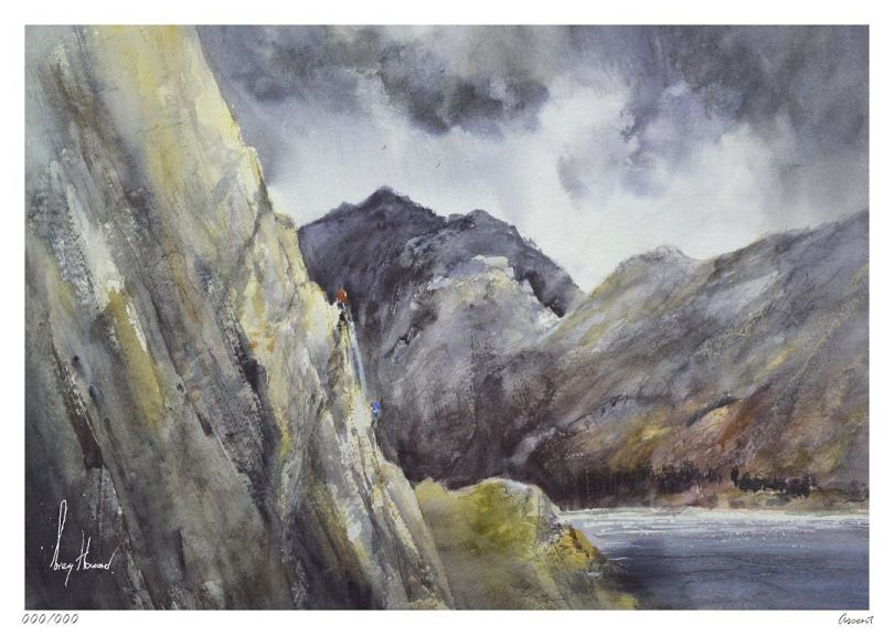 Limited Edition Print Ascent
