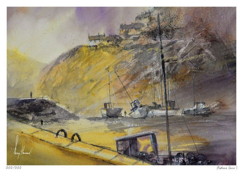 Limited Edition Print Fishers Cove I