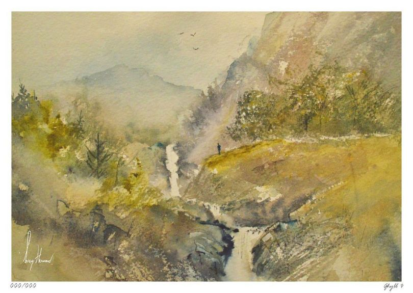 Limited Edition Print Ghyll V