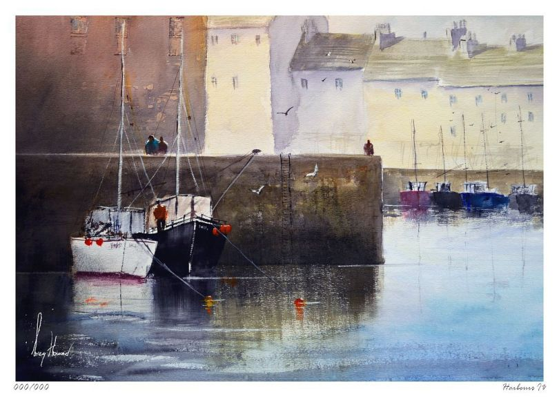 Limited Edition Print Harbours IV