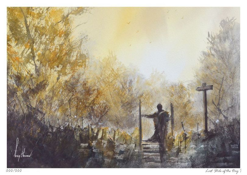 Limited Edition Print Last Stile Of The Day I