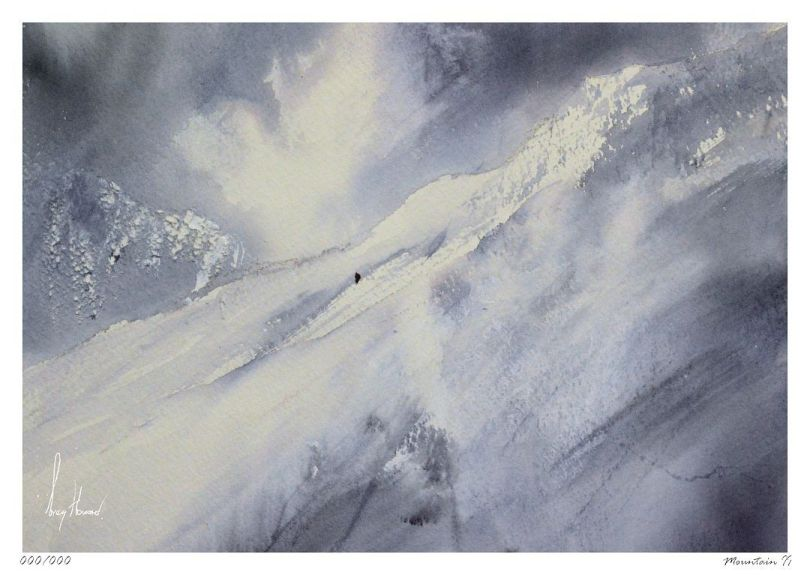 Limited Edition Print Mountain II
