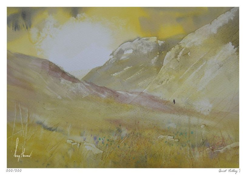 Limited Edition Print Quiet Valley I