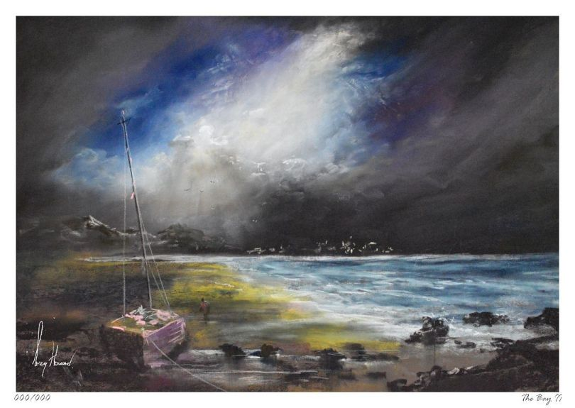 Limited Edition Print The Bay II