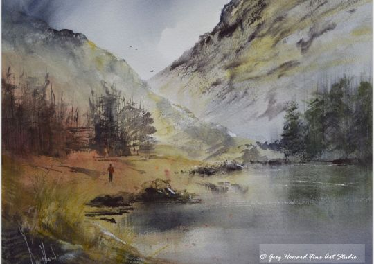 Quiet At The Tarn