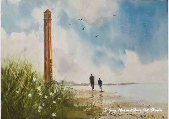 Rampside Beach Stroll