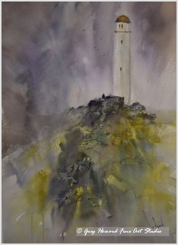 Storm Over The Pepperpot II