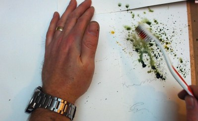 Tuition Learn Advanced Watercolour Techniques