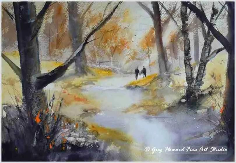 Walk Through The Woods V