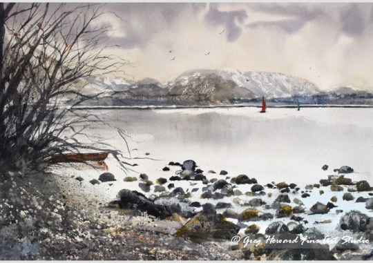 Winter On Ullswater