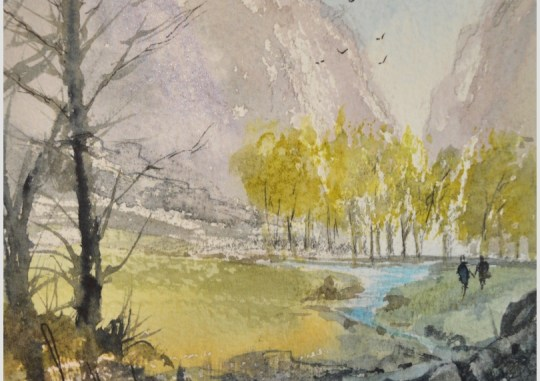 Woodland Stream II