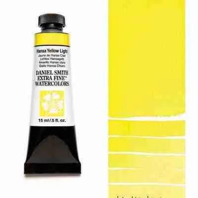 Daniel Smith Hansa Yellow Light