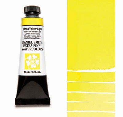 Daniel Smith Hansa Yellow Light