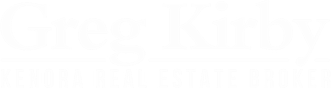 Greg Kirby Kenora Real Estate Broker