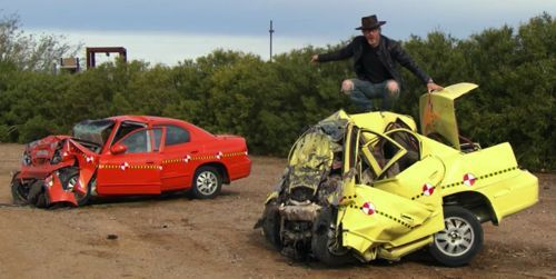Mythbusters on Head-on Collisions