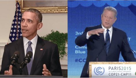 President Obama and Vice President Gore