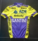 1989 ADR Santin jersey (real worn by Greg in the Giro)