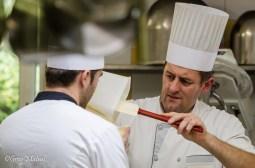 photoshoot pour les 50 ans du restaurant Lamartine